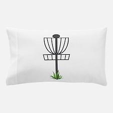 Frisbee Golf Pillow Case
