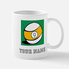 Nine Ball (Custom) Mugs