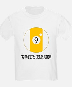 Nine Ball (Custom) T-Shirt