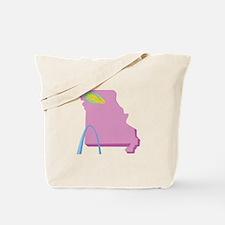 State Of Missouri Tote Bag