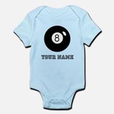 Black Eight Ball (Custom) Body Suit