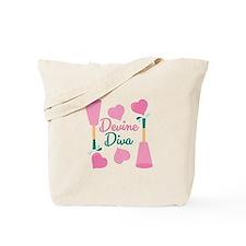 Devine Diva Tote Bag
