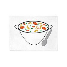 Noodle Soup 5'x7'Area Rug