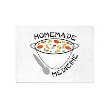 Homemade Medicine 5'x7'Area Rug