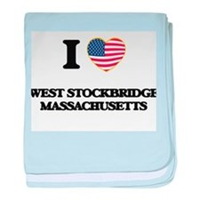 I love West Stockbridge Massachusetts baby blanket