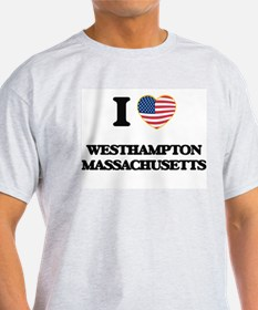I love Westhampton Massachusetts T-Shirt