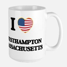 I love Westhampton Massachusetts Mugs