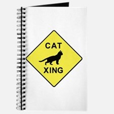 Cat Crossing Journal