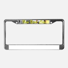 Times Square New York Pro Phot License Plate Frame