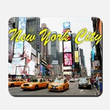 Times Square New York Pro Photo Mousepad