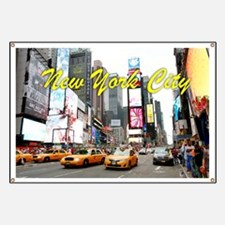 Times Square New York Pro Photo Banner