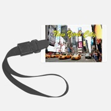 Times Square New York Pro Photo Luggage Tag