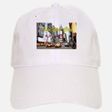 Times Square New York Pro Photo Baseball Baseball Cap