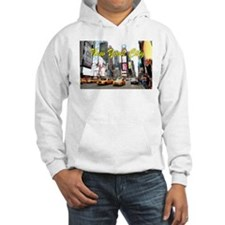 Times Square New York Pro Photo Hoodie