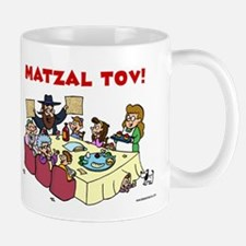 Matzal Tov Passover Seder Mug Mugs
