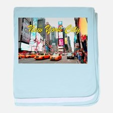 Cool New york broadway baby blanket