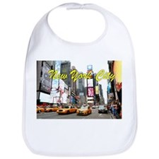 Cute Big apple Bib