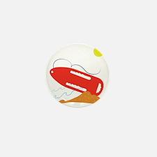 Lifeguard Float Mini Button (10 pack)