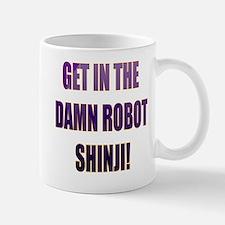 Cute Shinji Mug