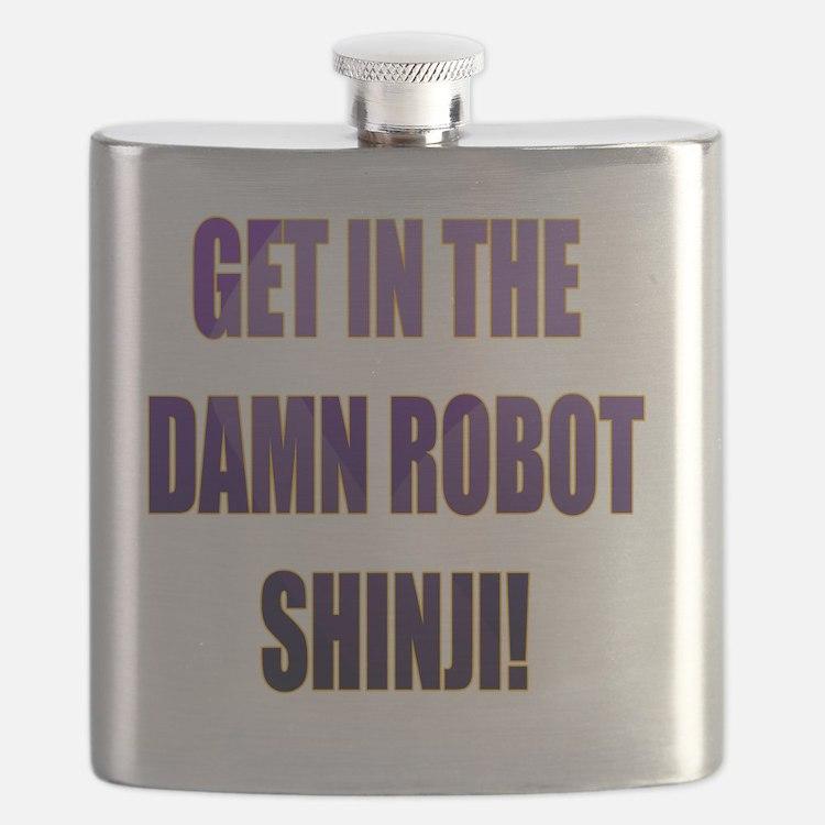 Cute Anime nerd Flask