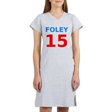 Foley 15 - Double Sided Women's Nightshirt