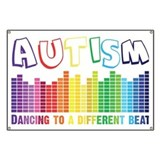 Autism awareness Banners