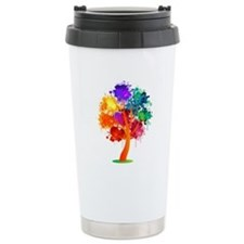 Different Not Less Travel Mug