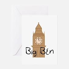 Big Ben 2 Greeting Cards