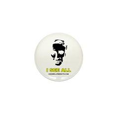 Criswell Predicts Mini Button (100 pack)