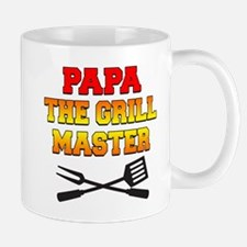 Papa The Grill Master Drinkware Mugs