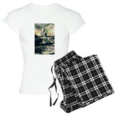 Sacré Coeur Funky Dots Pajamas