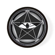 Sorcery<br> Wall Clock