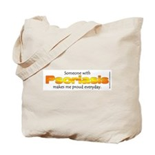 Psoriasis Pride (& Facts) Tote Bag