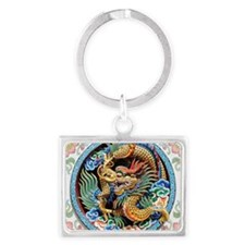 Chinese Dragon Keychains