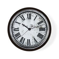 Carpe Diem Timekeeper Wall Clock