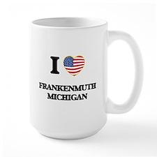 I love Frankenmuth Michigan Mugs