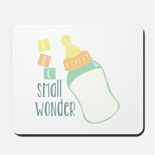 Small Wonder Mousepad