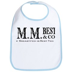 Breastfed is Best Fed Bib