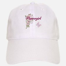 Bouquet Wedding - Flower Girl Baseball Baseball Cap