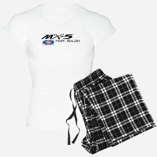 MX5 Hair Salon pajamas