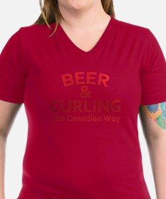 Beer and Curling Shirt