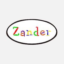 Zander Balloons Patch