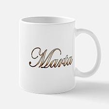 Gold Marta Mugs