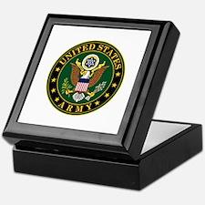 U.S. Army: Army Symbol Keepsake Box
