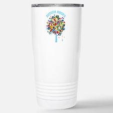 Autism Rocks Travel Mug