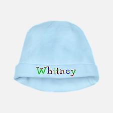 Whitney baby hat