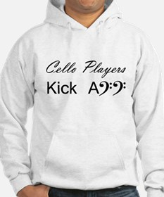 Cello Players Hoodie