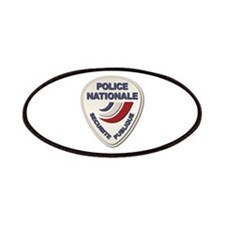 Police Nationale France Police without Text Patch