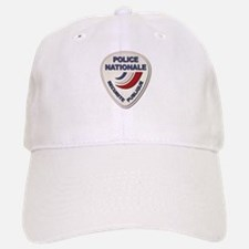 Police Nationale France Police without Text Baseball Baseball Cap