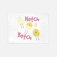 Hatch Batch 5'x7'Area Rug